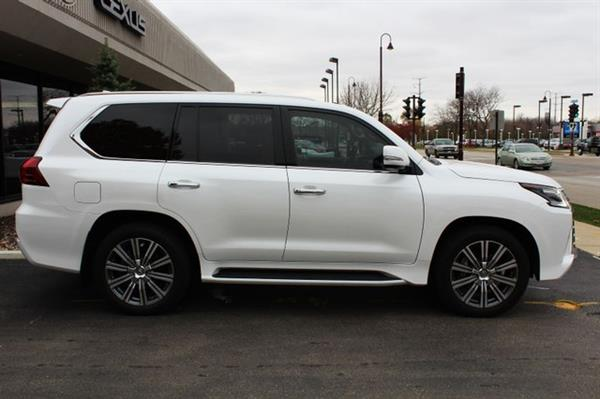 Used I Want To Sell My 2016 Lexus Lx 570 in Dubai, UAE
