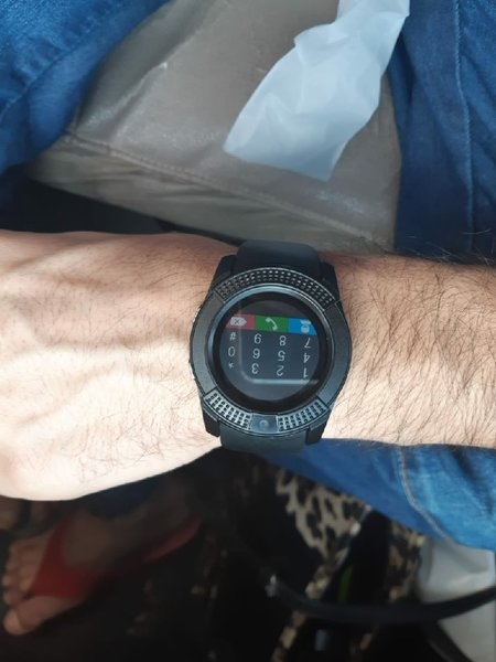 Used Smart Watch iQ11 (Sim supported) in Dubai, UAE