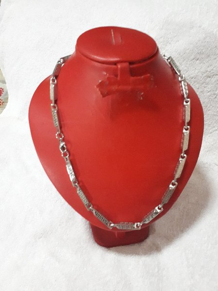 Used New- VERSACE NECKLACE for Men's in Dubai, UAE