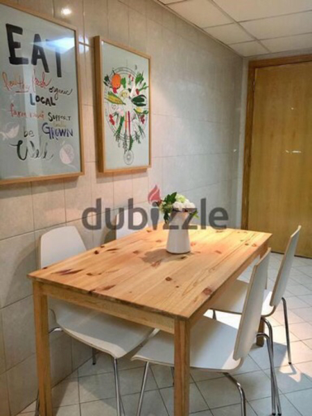 Used IKEA dining set in Dubai, UAE
