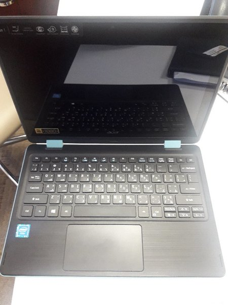 Used Acer portable loptop/ tablet in Dubai, UAE