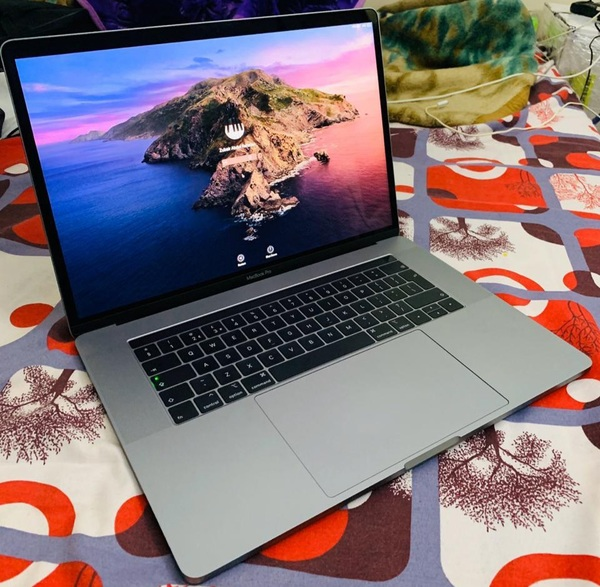 Used Apple MacBook Pro 15-Inch With Touch Bar in Dubai, UAE