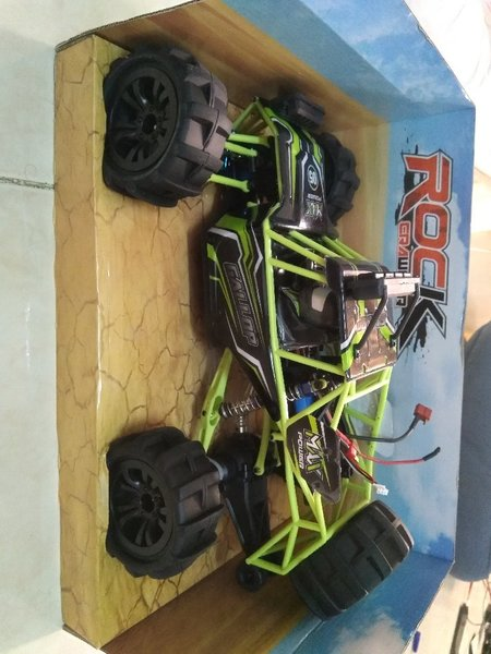 Used 85 KM/HR 4*4 DRIVE RC CAR in Dubai, UAE