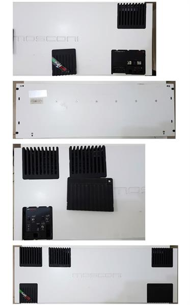 Mosconi AS 300.2 Car Audio Amplifier. 1800watts RMS.