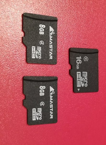 Used Memory Card for Mobile Phones in Dubai, UAE