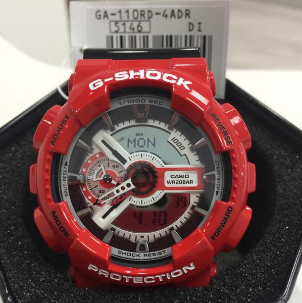 Used Original Gshock With 1year Warranty International Brandnew With Complete Inclusion in Dubai, UAE