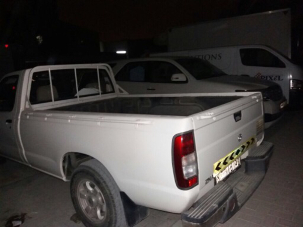 Used NISSAN ZAN PICKUP 2016 in Dubai, UAE