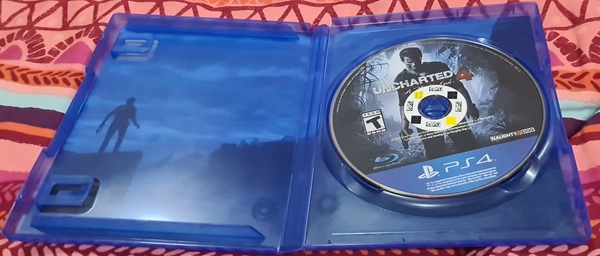 Used Uncharted 4 A Thief's End (PS4) in Dubai, UAE