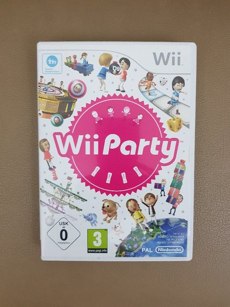 Used Wii Party in Dubai, UAE