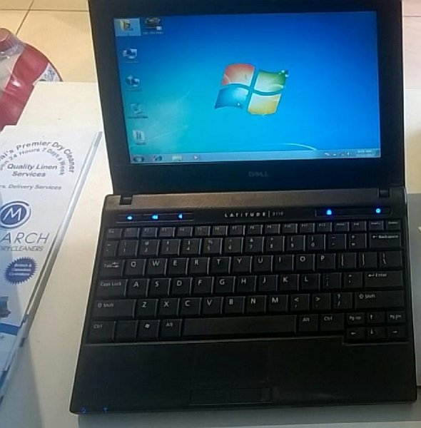 Used Dell 2120 Laptop with bag! GRAB NOW!! in Dubai, UAE