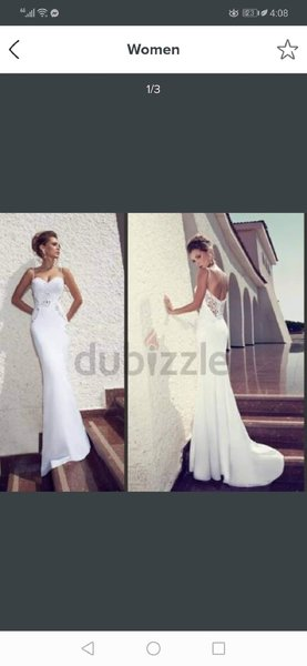 Used Julie Vino inspired  Wedding dress in Dubai, UAE
