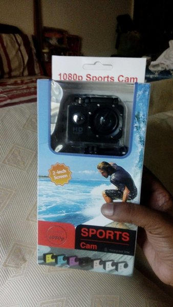 Used HD Water Proof Sports Camera in Dubai, UAE