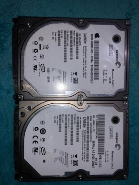 Used 4 hard drive for laptop in Dubai, UAE
