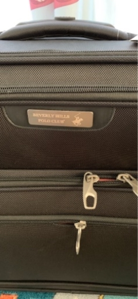 Used Beverly Hills polo cabin bag in Dubai, UAE