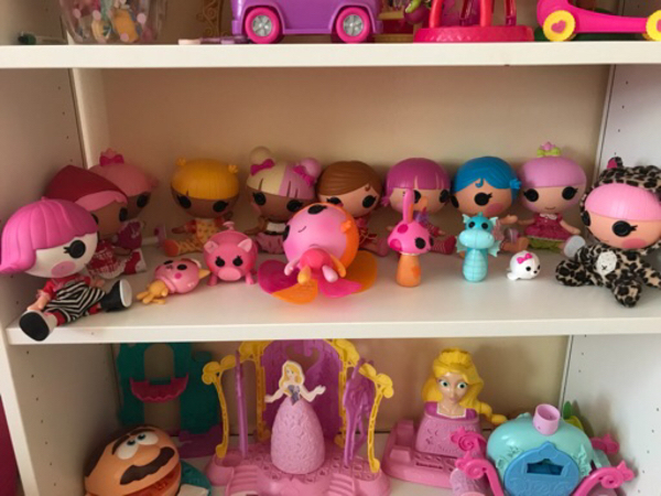Used Lalaloopsy dolls in Dubai, UAE