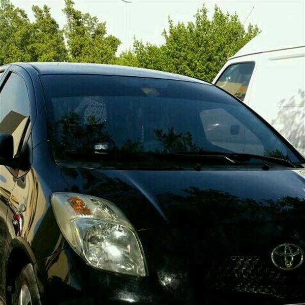 Used Toyota Yaris 2008 HB Full Automatic  in Dubai, UAE