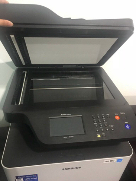 Used SAMSUNG PRINTER xpress color in Dubai, UAE