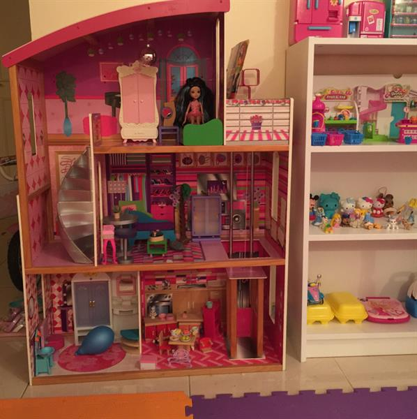 Used Elc Wooden Dollhouse in Dubai, UAE