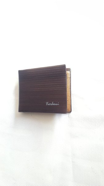 Used Sleek Fuerdanni Leather Wallet in Dubai, UAE