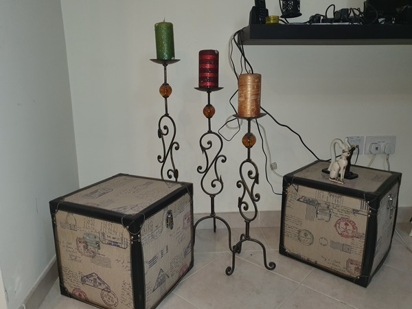 Used Candles with stand in Dubai, UAE