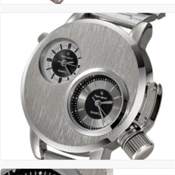 Used Men's Watch With Best Quality  in Dubai, UAE