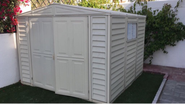 Used Garden Shed in Dubai, UAE