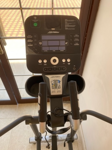 Used Life fitness cross trainer commercial in Dubai, UAE