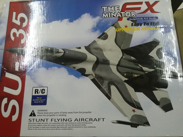 Used Electric Remote Control Aircraft Toy in Dubai, UAE