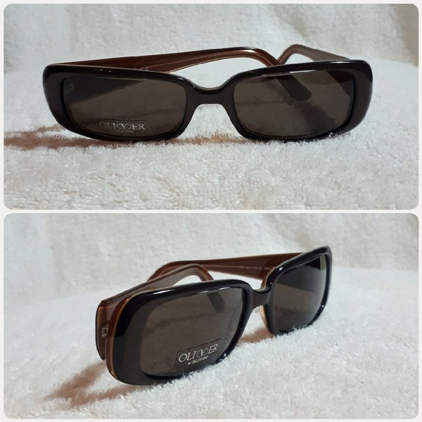 Used Authentic OLIVER VALENTINO sungglass in Dubai, UAE