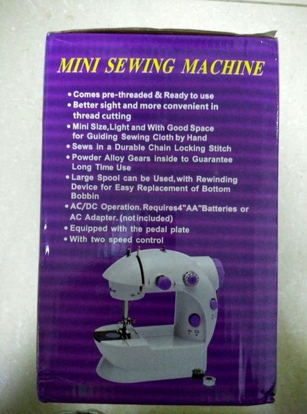Used Mini sewing machine at very low price in Dubai, UAE