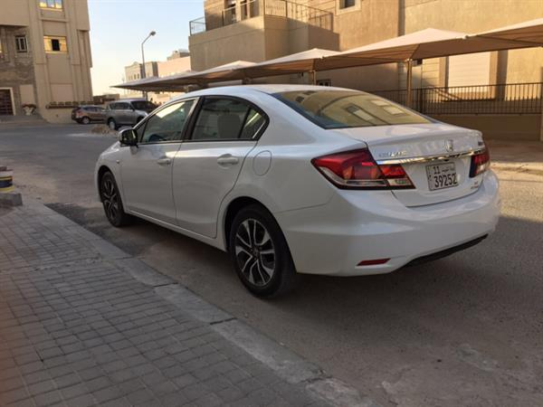 Used هوندا سيفك 2013 in Dubai, UAE