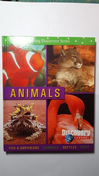 Used Animal- Discovery Channel in Dubai, UAE