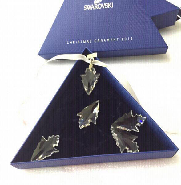 Used Swarovski Ornament 2014 Model. Broken in Dubai, UAE