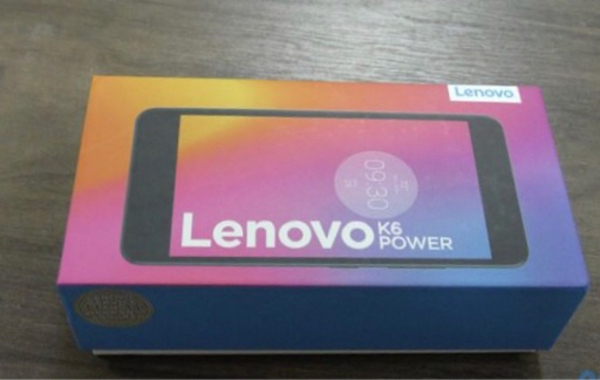 Used Lenovo k6 power, 16GB , 4G in Dubai, UAE