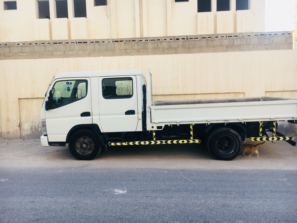Used MITSUBSHI PICKUP in Dubai, UAE