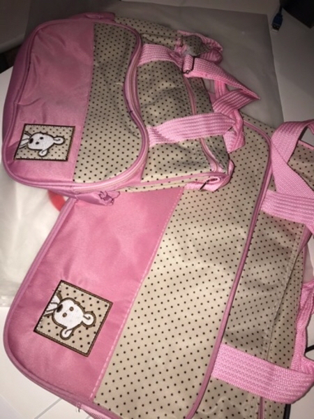 Used Baby bag/Pat pat/حقيبة أطفال in Dubai, UAE