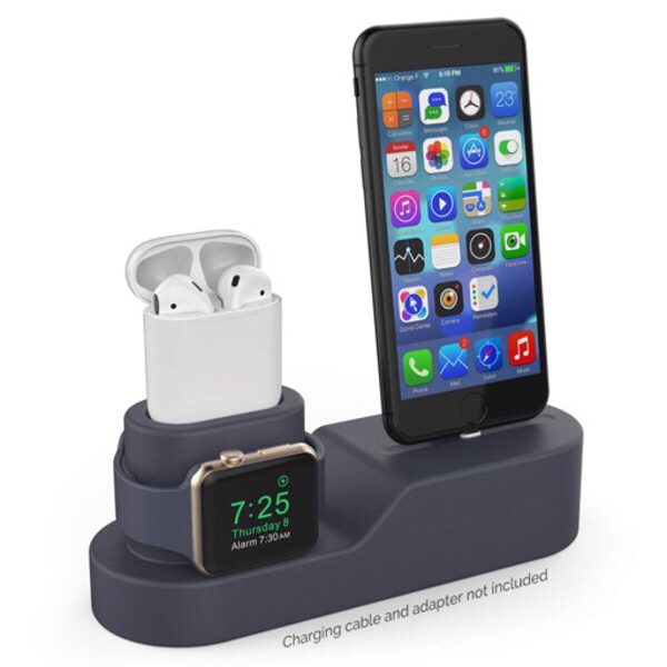 Used 3 in 1 Charging Stand x 2 in Dubai, UAE