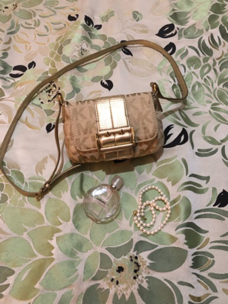Used Mk bag authentic  in Dubai, UAE