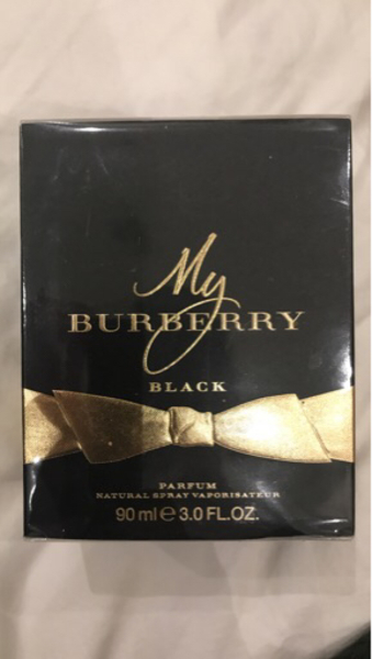 Used My Burberry Black perfume never opened! in Dubai, UAE
