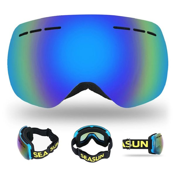 Used High quality skiing HD goggles in Dubai, UAE