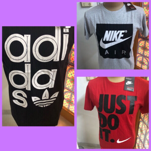Used 3 Male T shirts in Dubai, UAE