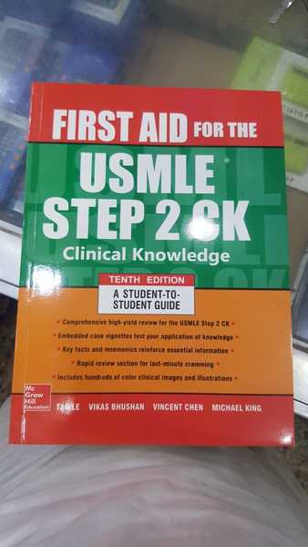 Used First aid for the usmle step 2 2019 Edit in Dubai, UAE