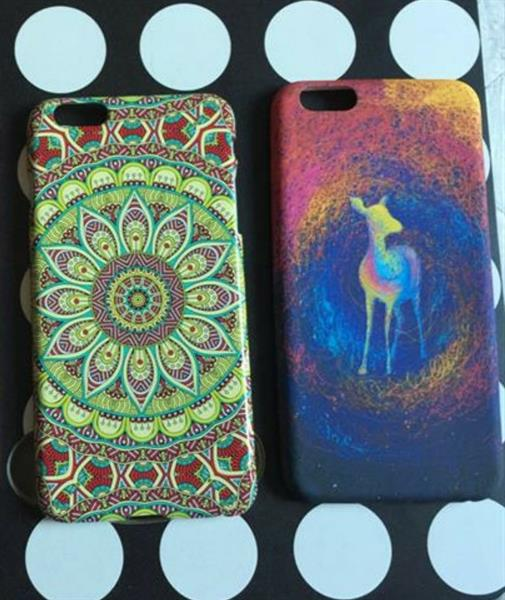 Used One Day Offer Iphone 6/6s Plus📱Cover in Dubai, UAE