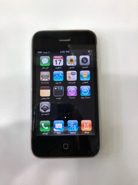 Used iphone. 3G.  16GB.  in Dubai, UAE