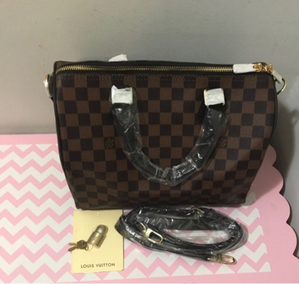 Used Brand New LV bag.  in Dubai, UAE