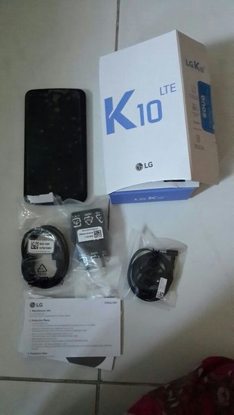 Used LG 16 GB K10 LTE (PERFECT CONDITION) in Dubai, UAE