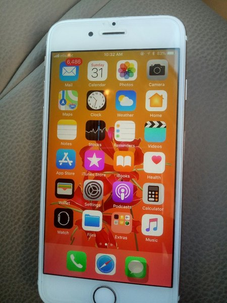 Used IPhone6 64 GB very good condition in Dubai, UAE