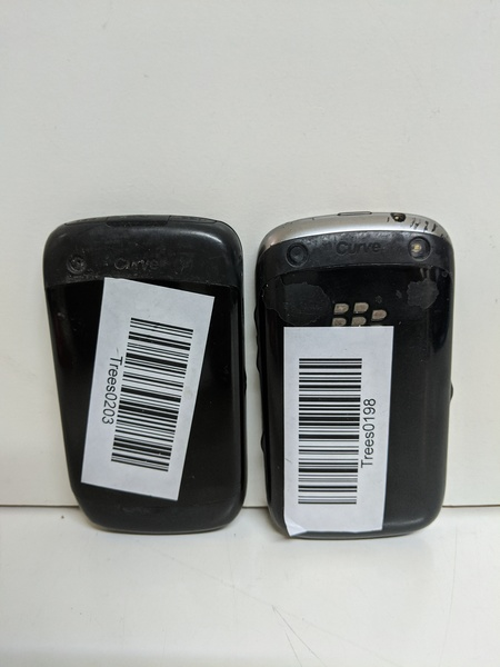 Used Two blackberry curve not working in Dubai, UAE