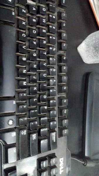 Used Dell keyboard in Dubai, UAE