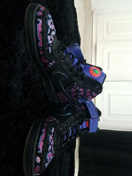 Used Nike shoes Area 72 special edition in Dubai, UAE